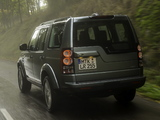 Land Rover Discovery 4 SCV6 HSE 2013 pictures