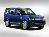 Land Rover Discovery 4 SDV6 HSE 2013 wallpapers