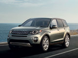 Land Rover Discovery Sport HSE 2015 pictures