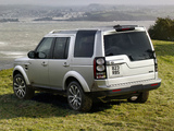 Pictures of Land Rover Discovery 4 XXV Special Edition 2014