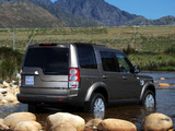 Wallpapers of Land Rover Discovery 4 3.0 TDV6 ZA-spec 2009–13