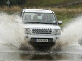Wallpapers of Land Rover Discovery 4 SDV6 HSE UK-spec 2009