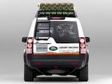 Wallpapers of Land Rover Discovery 4 Expedition Vehicle 2012
