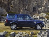 Wallpapers of Land Rover Discovery 4 SDV6 HSE 2013
