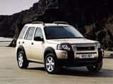 Land Rover Freelander 5-door 2003–06 photos