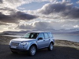 Land Rover Freelander 2 2007–10 photos