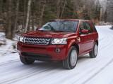 Land Rover Freelander 2 HSE 2012 images