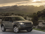 Photos of Land Rover Freelander 2 2007–10