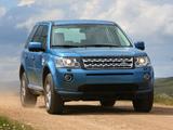 Photos of Land Rover Freelander 2 SD4 2012