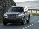 Pictures of Land Rover Freelander 2 Sport 2010