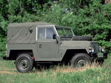 Images of Land Rover Lightweight (Series III) 1972–84