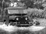 Images of Land Rover Lightweight (Series IIA) 1968–72