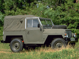 Photos of Land Rover Lightweight (Series III) 1972–84
