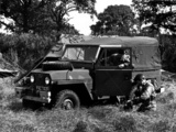 Pictures of Land Rover Lightweight (Series IIA) 1968–72