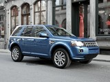 Wallpapers of Land Rover LR2 HSE 2012