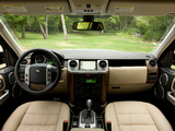 Images of Land Rover LR3 2008–09