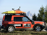 Land Rover LR3 G4 Challenge 2008 wallpapers