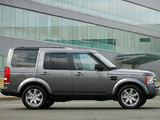 Photos of Land Rover LR3 2008–09