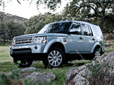 Land Rover LR4 2009 photos