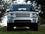 Pictures of Land Rover LR4 2009