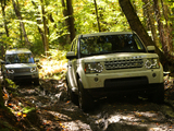 Wallpapers of Land Rover LR4 2009