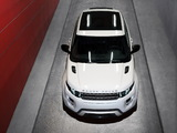 Images of Range Rover Evoque Coupe Dynamic 2011