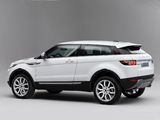 Range Rover Evoque Coupe Prestige 2011 wallpapers