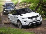 Land Rover Range Rover Evoque wallpapers