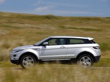Photos of Range Rover Evoque Coupe Si4 Prestige UK-spec 2011