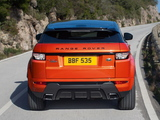 Wallpapers of Range Rover Evoque Autobiography Dynamic 2014