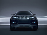 Wallpapers of Land Rover LRX Concept 2008