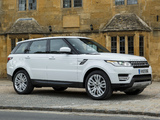 Images of Range Rover Sport Autobiography UK-spec 2013