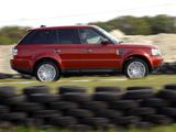 Range Rover Sport ZA-spec 2005–08 wallpapers