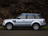 Range Rover Sport UK-spec 2009–13 photos