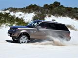 Range Rover Sport ZA-spec 2009–13 photos