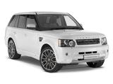 Overfinch Range Rover Sport 2009 wallpapers