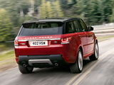 Range Rover Sport Autobiography 2013 photos