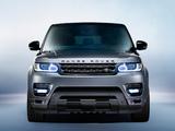 Range Rover Sport 2013 photos