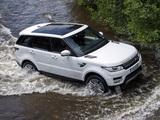 Range Rover Sport Autobiography UK-spec 2013 photos