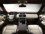 Range Rover Sport Autobiography 2013 wallpapers
