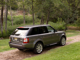 Range Rover Sport Supercharged US-spec 2008–09 pictures