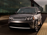 Photos of Range Rover Sport Autobiography UK-spec 2009–13