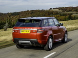 Photos of Range Rover Sport Autobiography 2013