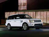Pictures of Range Rover Sport Supercharged UK-spec 2009–13