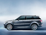 Pictures of Range Rover Sport 2013