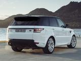 Pictures of Range Rover Sport Autobiography AU-spec 2013