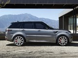 Pictures of Range Rover Sport Autobiography UK-spec 2013