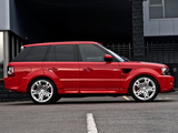 Wallpapers of Project Kahn Range Rover Sport Rosso Miglia Edition 2013