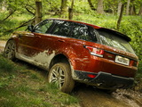 Wallpapers of Range Rover Sport Supercharged UK-spec 2013