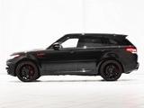 Wallpapers of Startech Range Rover Sport 2013